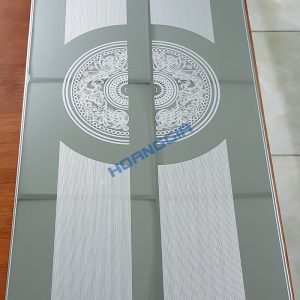 Inox Cửa Thang - Vách Thang