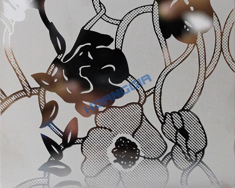 Inox hoa văn trắng et mirror 04