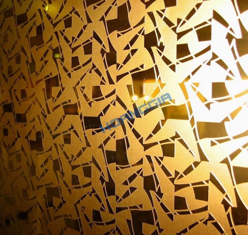 Inox hoa văn vàng et gold 04