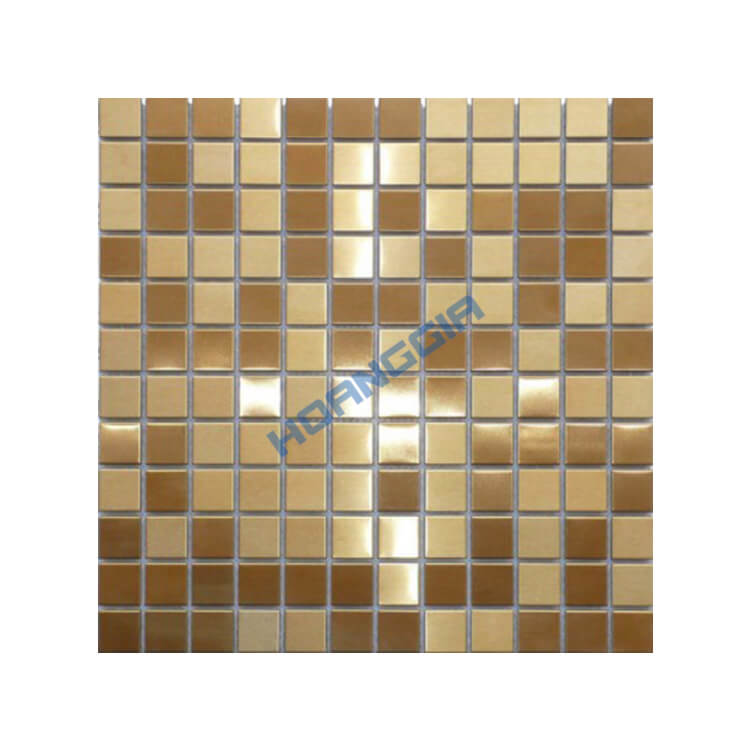 Inox khảm mosaic 03