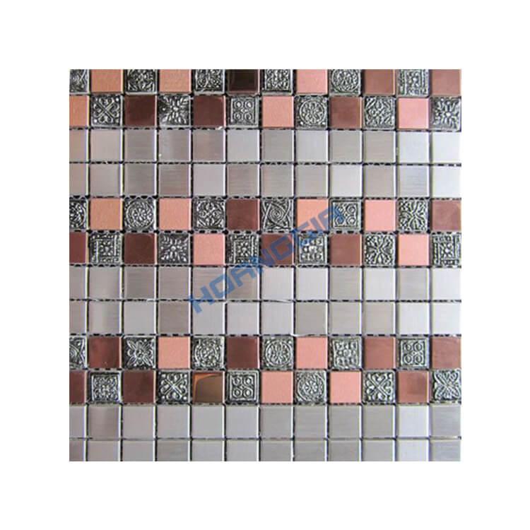 Inox khảm mosaic 07