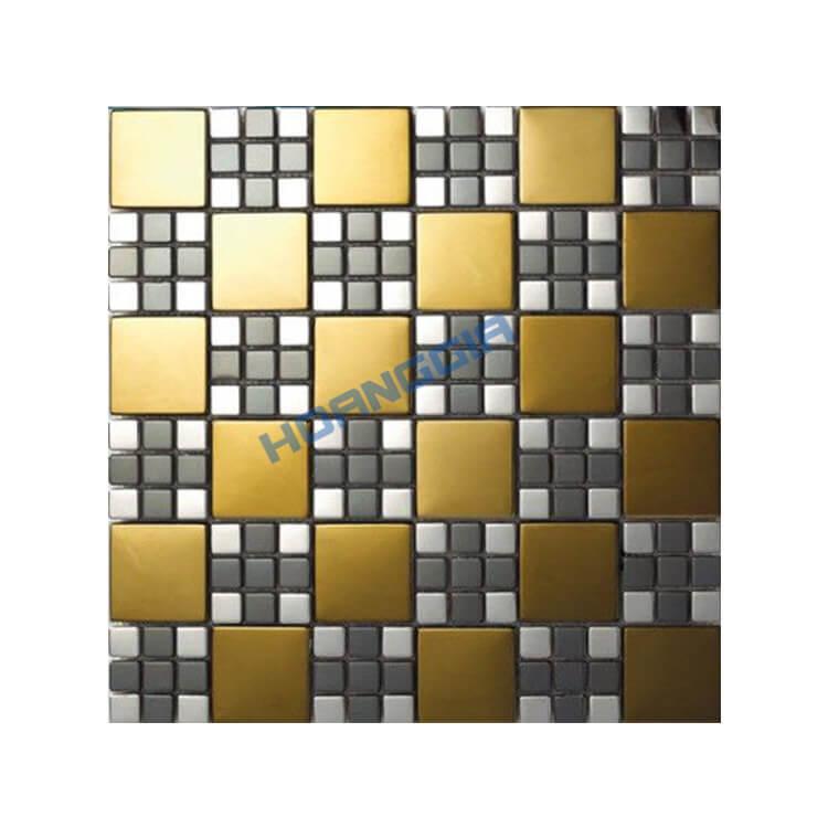 Inox khảm mosaic 10