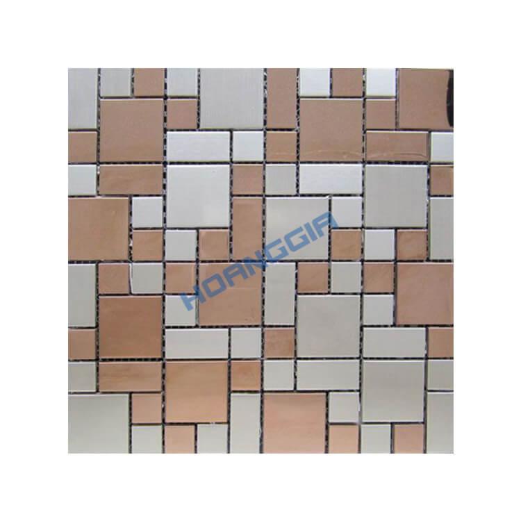 Inox khảm mosaic 11