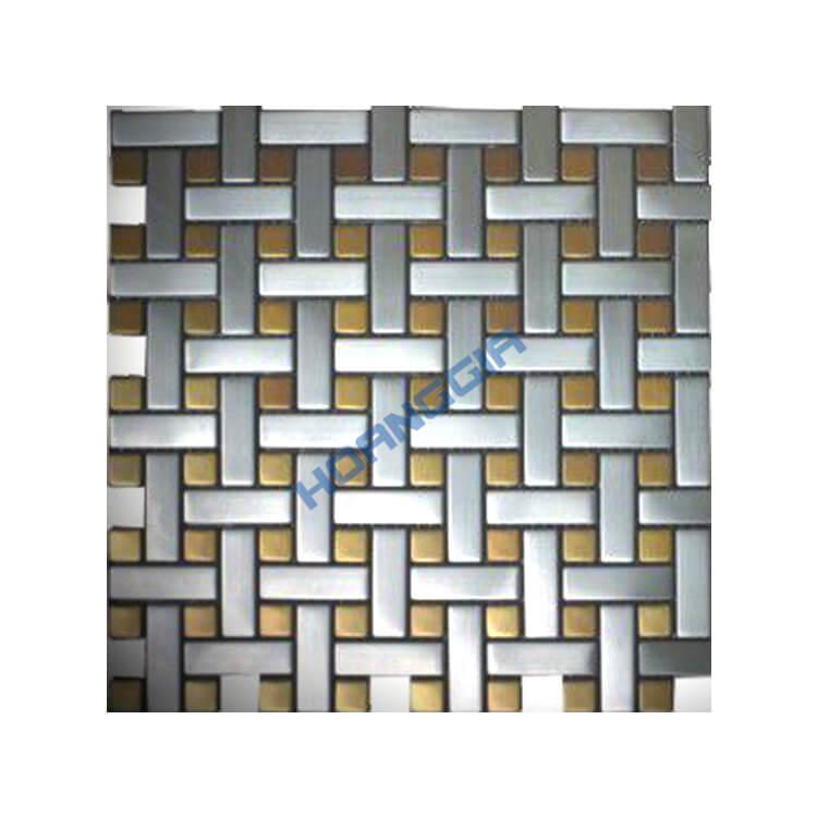 Inox khảm mosaic 15