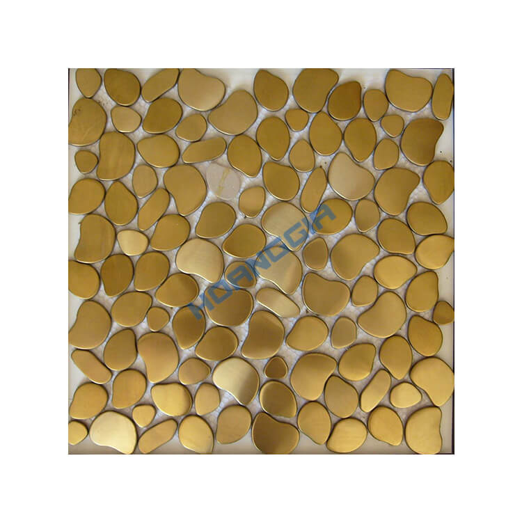 Inox khảm mosaic 17