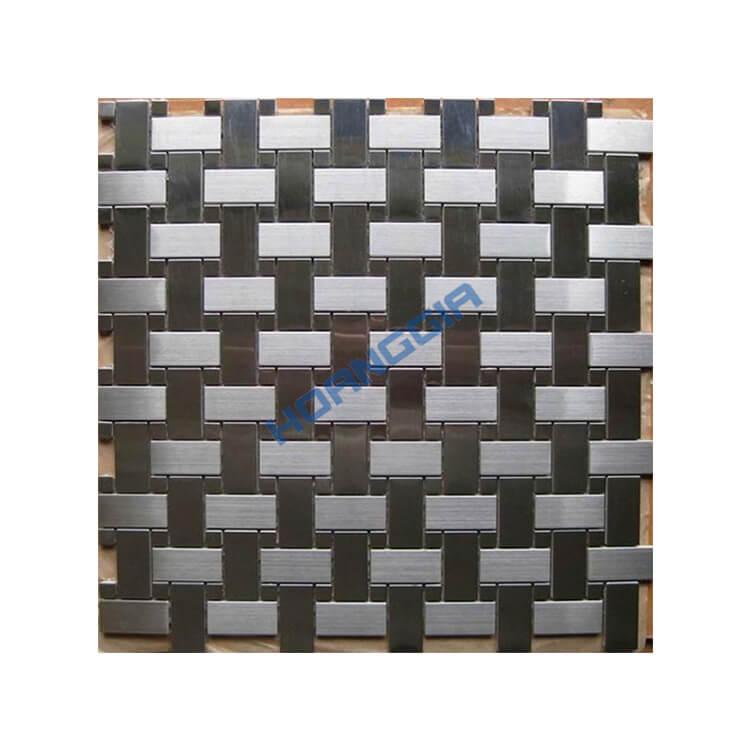 Inox khảm mosaic 18