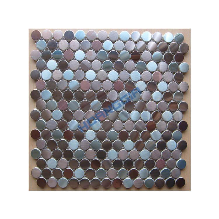 Inox khảm mosaic 19