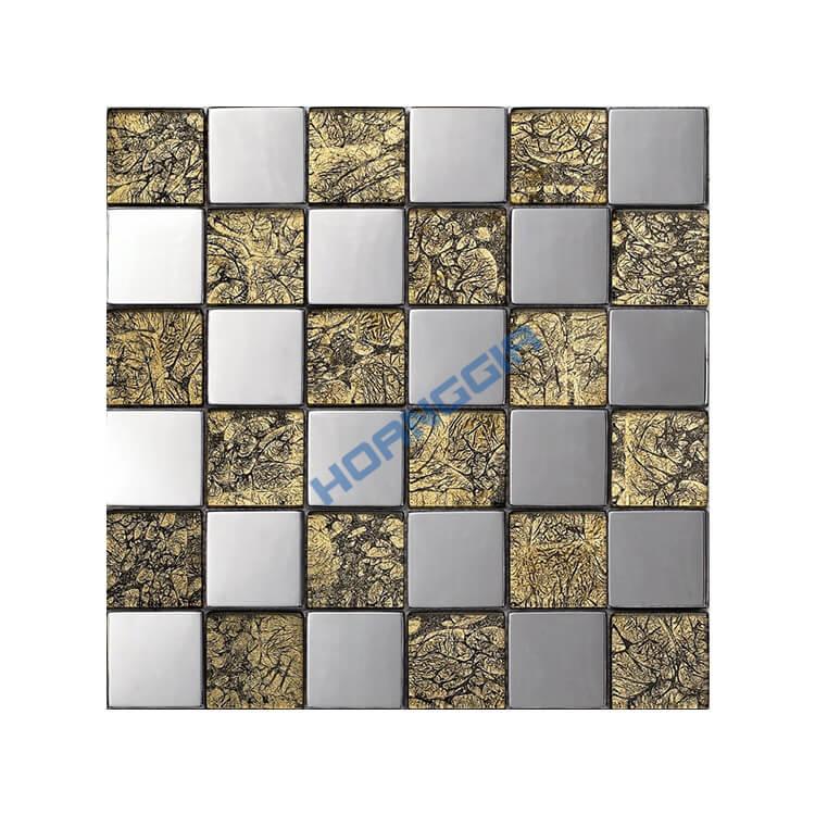 Inox khảm mosaic 21