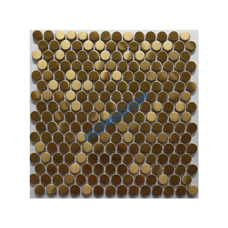 Inox khảm mosaic 22