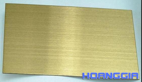 Inox sọc hl gold