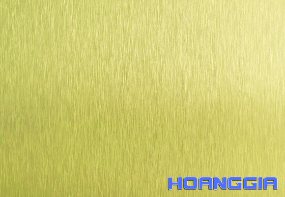 Inox sọc hl no4 gold